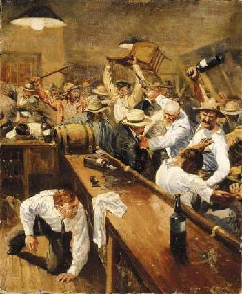 bar-room-brawl