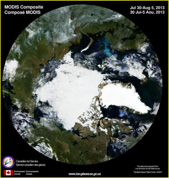 Ice-free ARCTIC