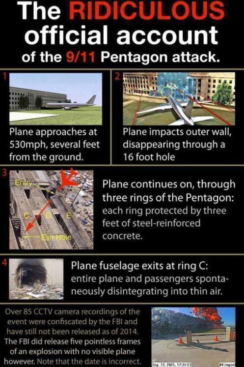 Pentagon 911