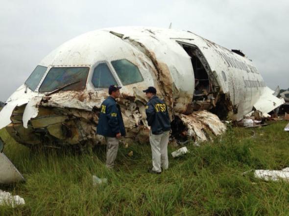 UPS Plane Crash