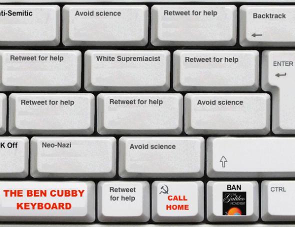 Ben Cubby keyboard