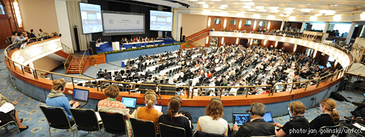 UNFCCC-Bonn-Plenary