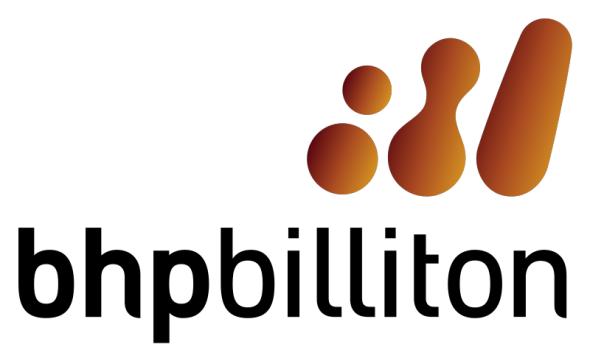 BHP Billiton Logo, public domain, source Wikimedia