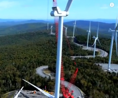 vermont Lowell-Wind-Park