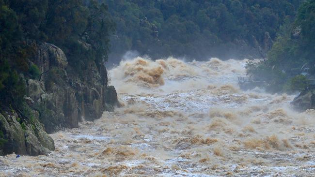Tas floods 2016