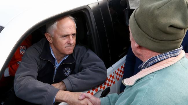 Turnbull Warming Extremist