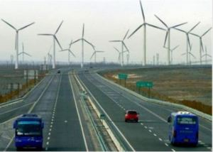 Chinese wind power [image credit: clearwinds.co.uk]