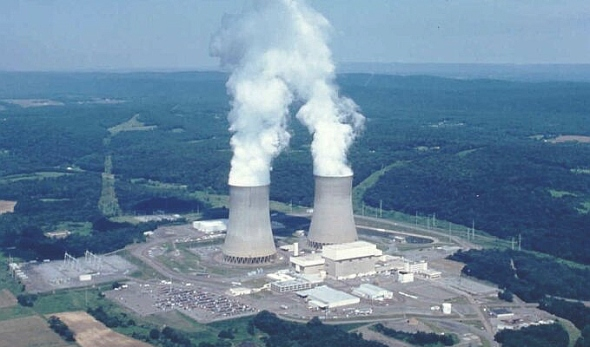 Susquehanna steam electric nuclear power station