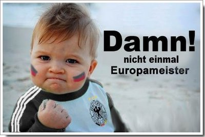 angry german kid