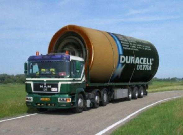 battery-truck
