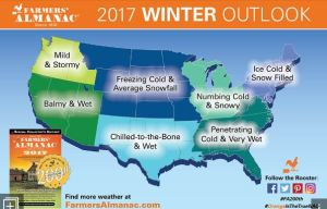 Is this the US weather this winter? [Credit: Farmer's Almanac]