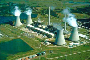 The Bayswater Coal Fired Power Plant In New South Wales