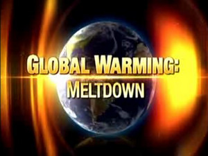 Global Warming meltdown