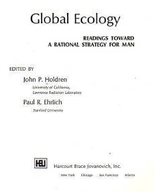 John Holdren Global Cooling Scare 1