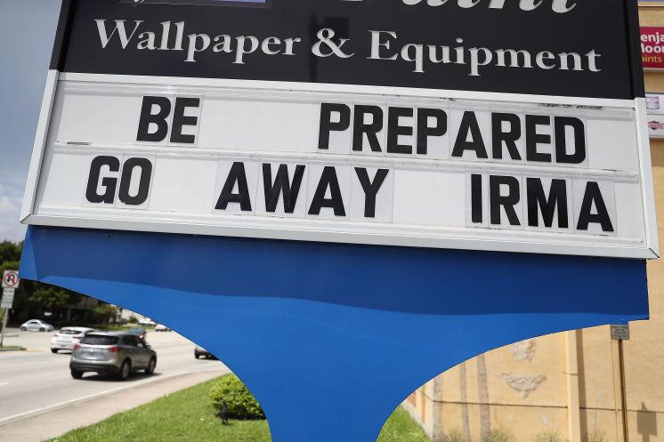 Irma go away