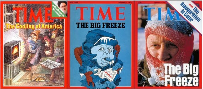 1970s Climate Hysteria Global Cooling The Coming Ice Age