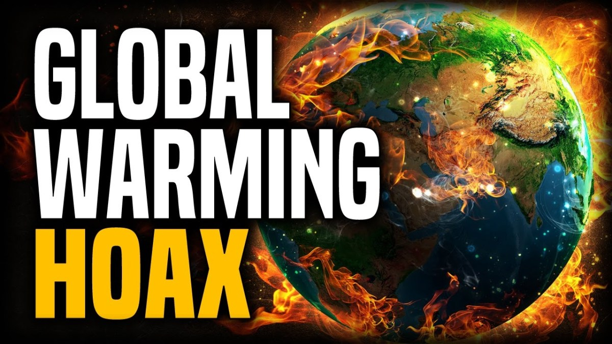 TOP 10 Climate Change Lies Exposed
