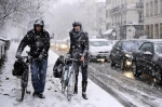 PARIS HEAVY SNOW