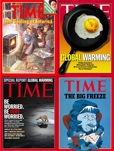 time-hotandcold - ABOUT CLIAMTISM