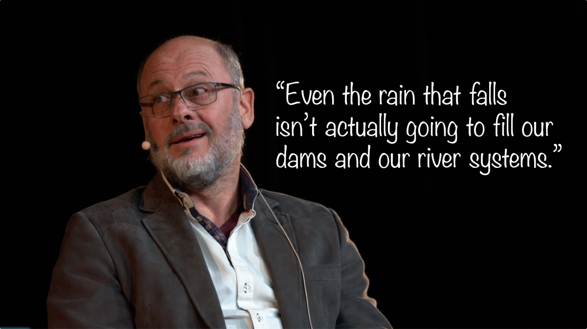 TIM FLANNERY - Professor of Dud Predictions and Climate Falsehoods