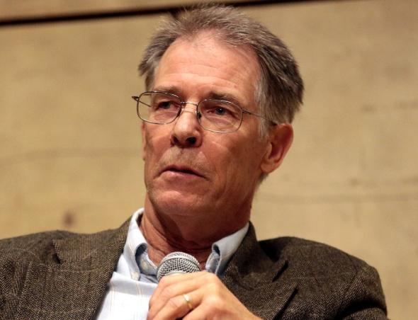 Author Kim Stanley Robinson