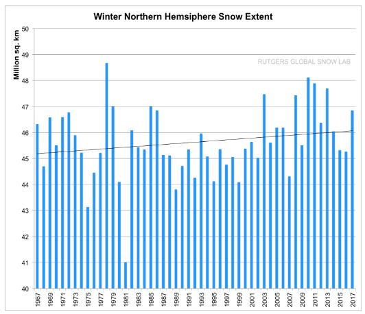 Extensão de neve NH