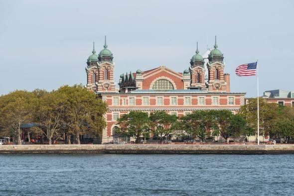 Ellis Island 2017