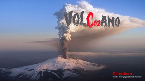 Volcano CO2 CLIMATISM