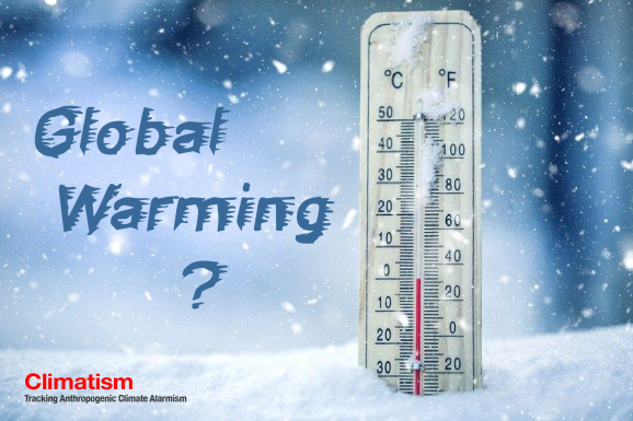 Global Warming Freeze CLIMATISM