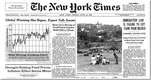Global Warming Has Begun, Expert Tells Senate – The New York Times.png