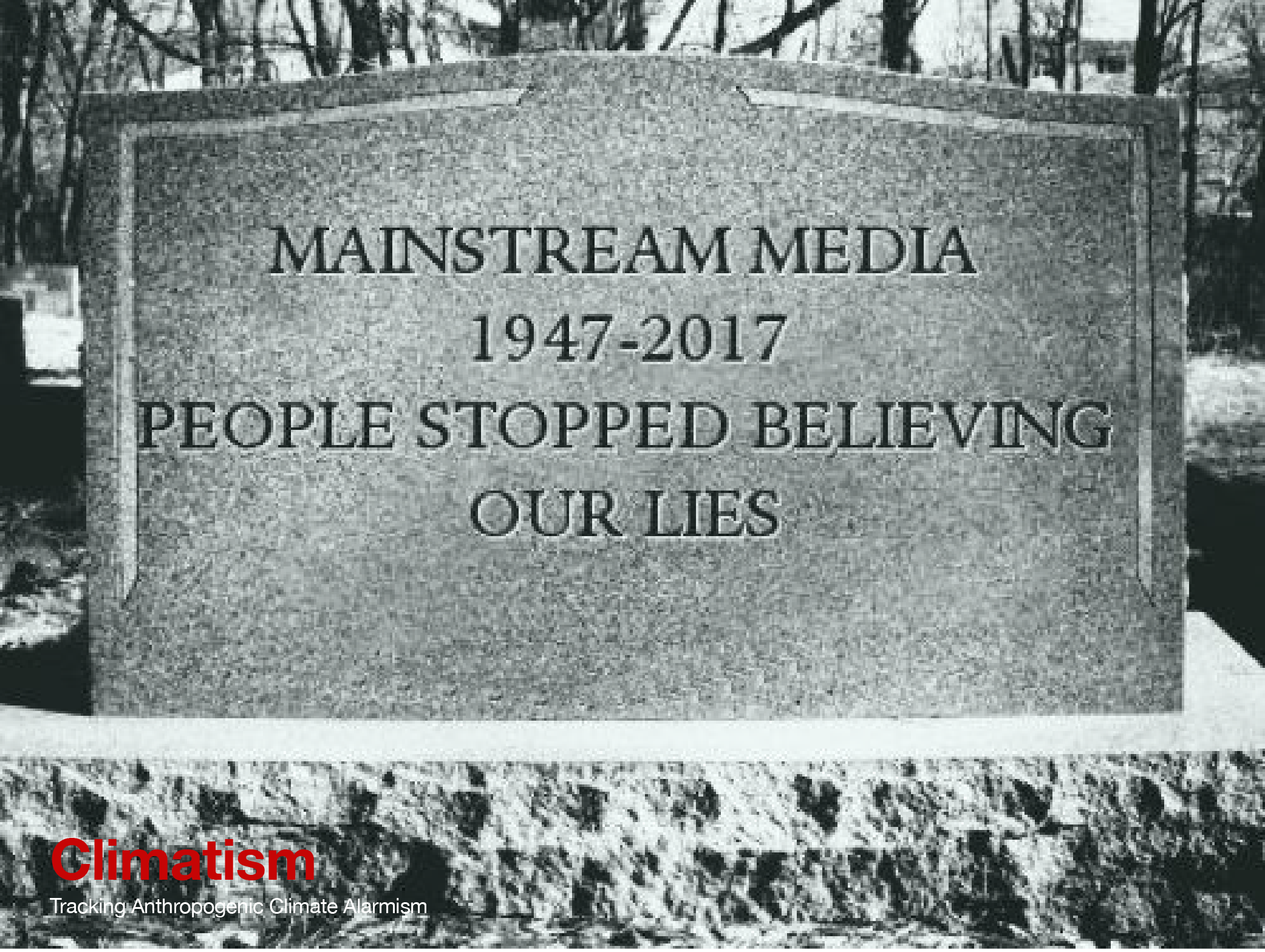 THE Death of Mainstream Media - Suicide blog CLIMATISM.png
