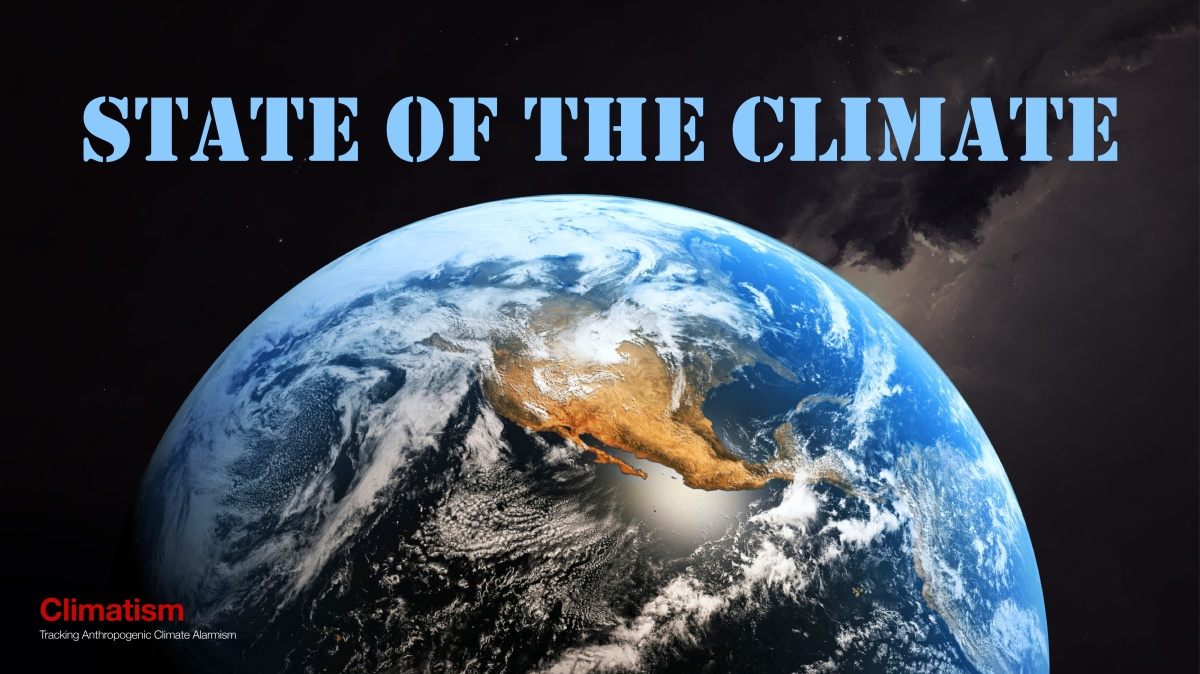 CLIMATISM : State Of The Climate Report