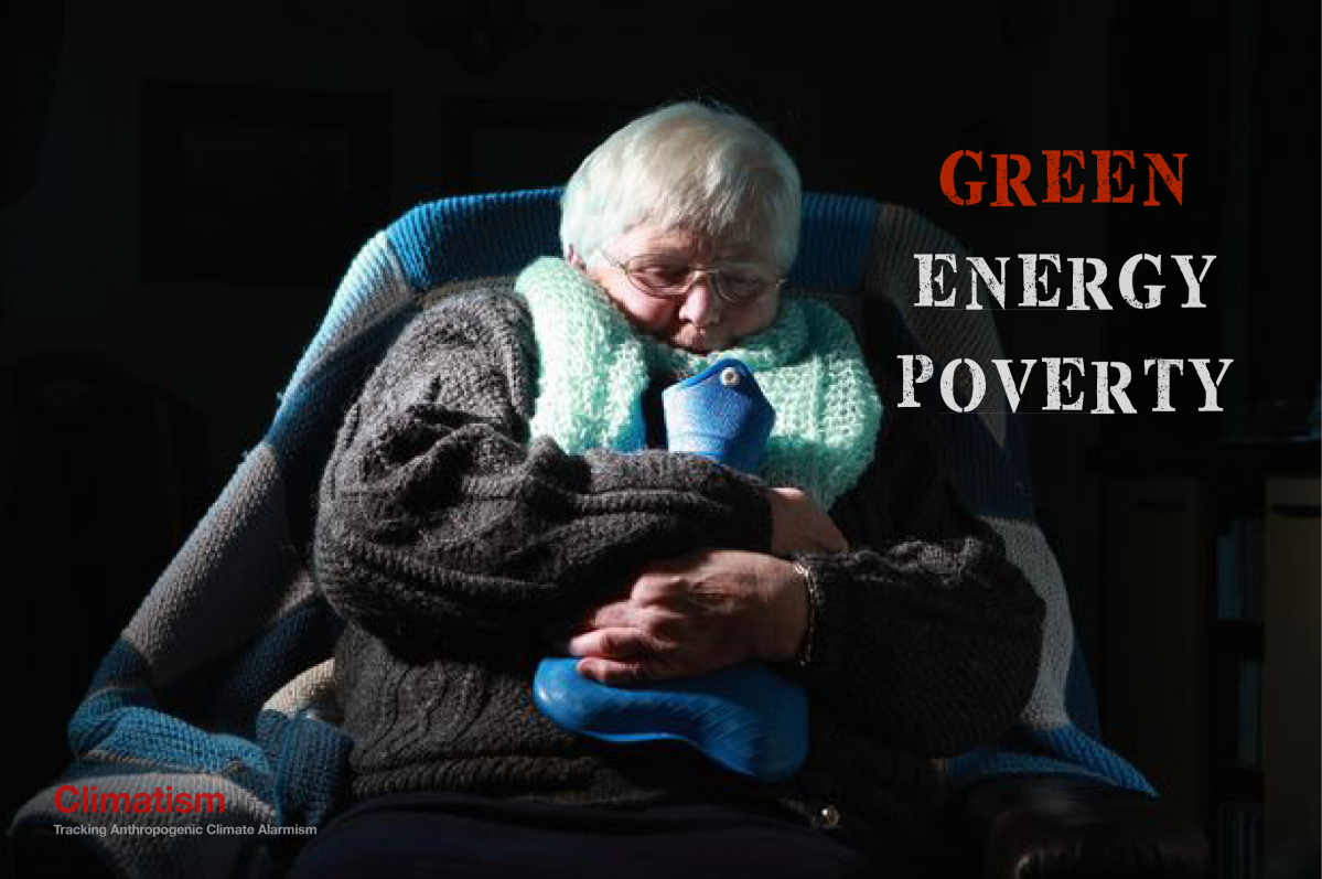 GREEN ENERGY POVERTY: Volunteer Knitters In High Demand As Soaring Power Prices Leave People Cold