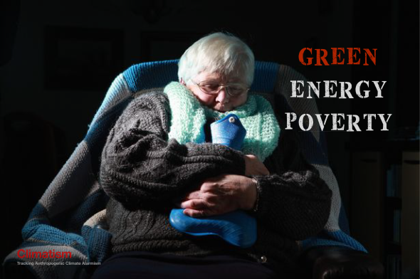GREEN ENERGY POVERTY - CLIMATISM