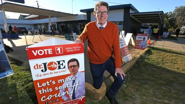 Wagga Wagga by-election candidate sticks to guns over climate change | The Australian