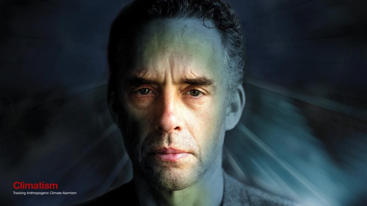 JORDAN PETERSON On Global Warming : The Clip That Should Be Mandatory Viewing In All Schools!