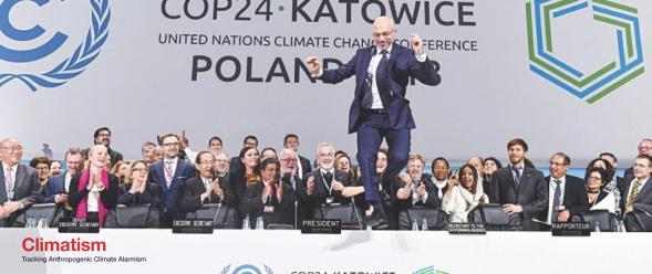 Cultural Communists - COP24 - Katowice - CLIMATISM