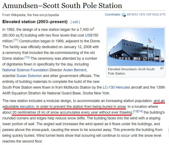 Amundson-Scott South Pole Station