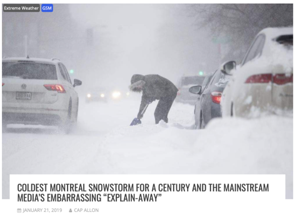 coldest montreal snowstorm for a century and the mainstream media's embarrassing explain-away - electroverse