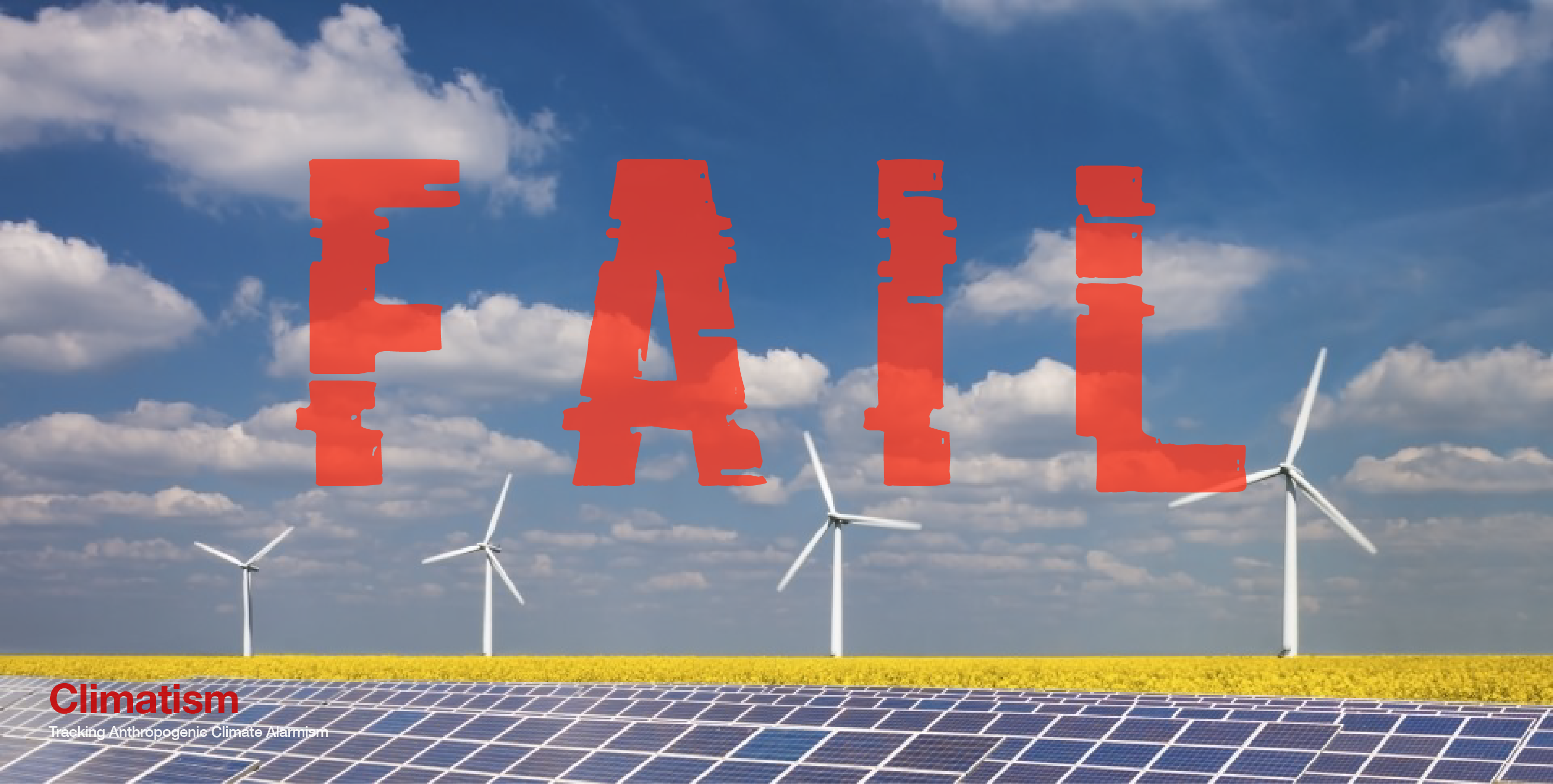 green energy fail - vic blackouts - climatism