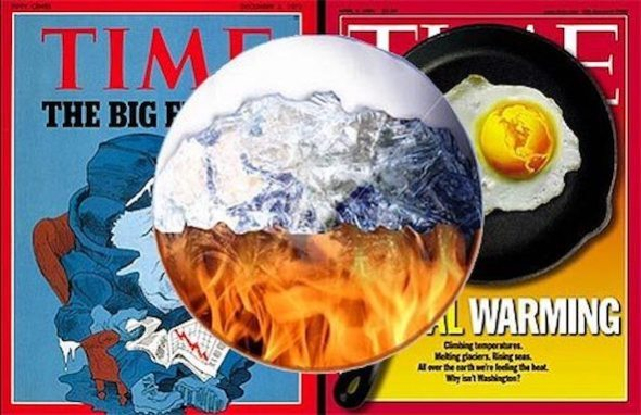 "Global Warming And ""Climate Change"" No Longer Frighten Europe 