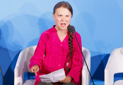 Greta Thunberg's voice speaks just as loud as her words | THE 'Conversation'