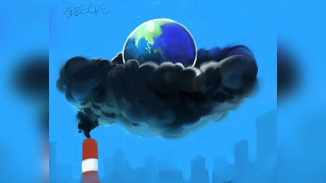 Let's not pollute minds with carbon fears   The Australian