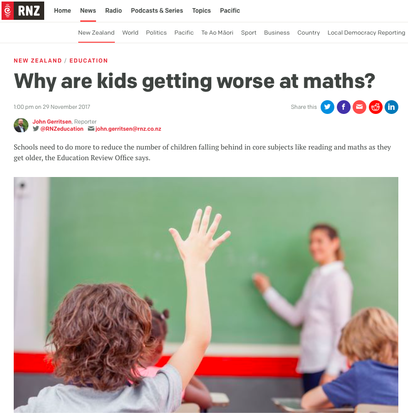 Why are kids getting worse at maths? | RNZ News.png