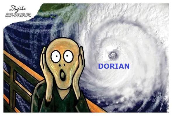 dorian-scare