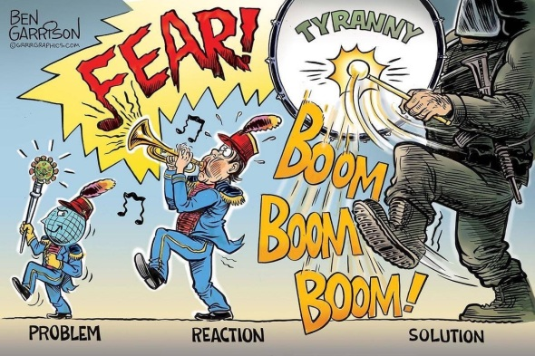 Garrison - Problem Reaction Tyranny