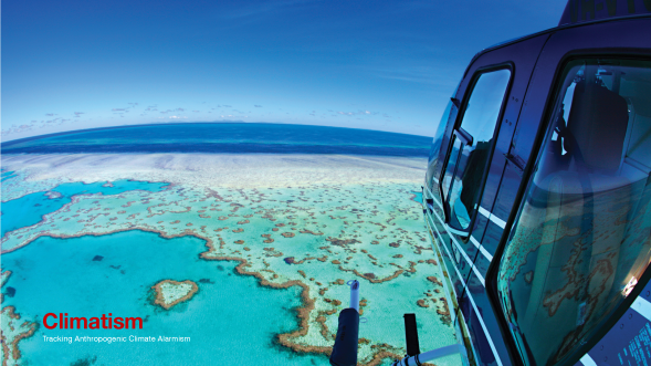 GREAT BARRIER REEF RECOVERY - CLIMATISM